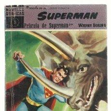 Tebeos: SUPERMAN 3, 1960, DOLAR, BUEN ESTADO. COLECCIÓN A.T.. Lote 199361722