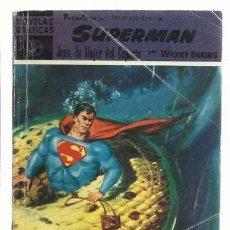 Tebeos: SUPERMAN 6, 1959, DOLAR. COLECCIÓN A.T.. Lote 199361943