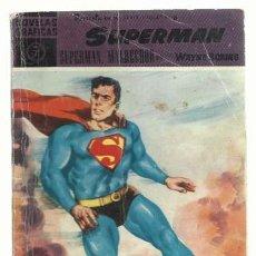 Tebeos: SUPERMAN 7, 1959, DOLAR, BUEN ESTADO. COLECCIÓN A.T.. Lote 199362111