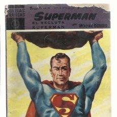 Tebeos: SUPERMAN 11, 1959, DOLAR, USADO. COLECCIÓN A.T.. Lote 199362225