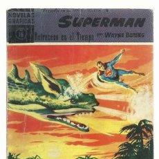 Tebeos: SUPERMAN 16, 1959, DOLAR, BUEN ESTADO. COLECCIÓN A.T.. Lote 199362388