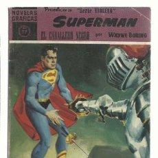 Tebeos: SUPERMAN 17, 1959, DOLAR, BUEN ESTADO. COLECCIÓN A.T.. Lote 199362533