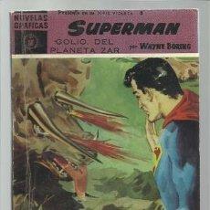 Tebeos: SUPERMAN 18, 1960, DOLAR, BUEN ESTADO. Lote 199362630