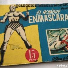 Tebeos: EL HOMBRE ENMASCARADO - ALBUM LUJO NUM. 13. Lote 204547795