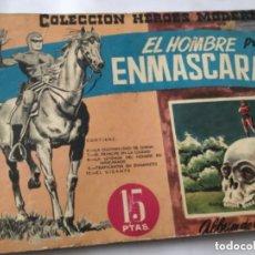 Tebeos: EL HOMBRE ENMASCARADO - ALBUM LUJO NUM. 2. Lote 204547895