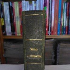 Tebeos: * HEROES MODERNOS * EDITORIAL DOLAR 1958 * MERLIN Y JORGE Y FERNANDO * DOS COLECCIONES ORIGINALES *. Lote 204698251