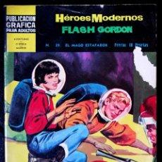 Tebeos: HEROES MODERNOS - FLASH GORDON Nº 39 - DOLAR 1966 - II ÉPOCA. Lote 210045143