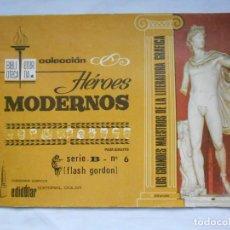 Tebeos: HEROES MODERNOS SERIE B - 6 - FLASH GORDON - DOLAR. Lote 210151545
