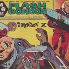 Tebeos: COLECCION HEROES MODERNOS: SERIE B. FLASH GORDON Nº 5, DIMENSION X. Lote 210717170