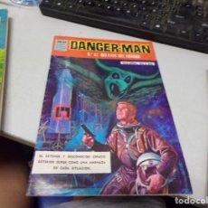Tebeos: DANGER - MAN . N. 12 RELATOS DEL FUTRURO. Lote 215327377