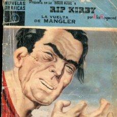 Tebeos: RIP KIRBY (LA VUELTA DE MANGLER) EDITORIAL DOLAR 1959). Lote 216842697