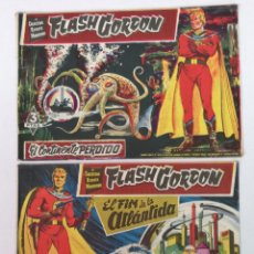 Tebeos: FLASH GORDON EDT DÓLAR 59 EJEMPLARES. Lote 217002200