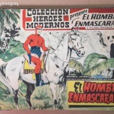 BDs: EL HOMBRE ENMASCARADO EDT DÓLAR FALTAN LOS N°2-31. Lote 217111855