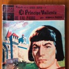 Tebeos: EL PRINCIPE VALIENTE-SERIE SEPIA 24. Lote 217879156