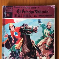 Tebeos: EL PRINCIPE VALIENTE-SERIE SEPIA 22. Lote 217879261