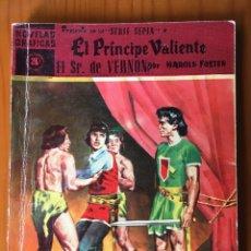 Tebeos: EL PRINCIPE VALIENTE-SERIE SEPIA 26. Lote 217879356