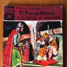 Tebeos: EL PRINCIPE VALIENTE-SERIE SEPIA 30. Lote 217879533