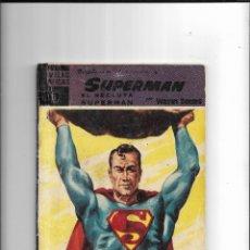 Tebeos: NOVELAS GRAFICAS PRESENTA EN SU SERIE VIOLETA A SUPERMAN Nº 11 ES ORIGINAL Y DIFICIL. Lote 218165553