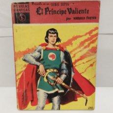 Tebeos: EL PRINCIPE VALIENTE 1960 - NÚMERO 2 EDITORIAL DOLAR SERIE SEPIA. Lote 219470670