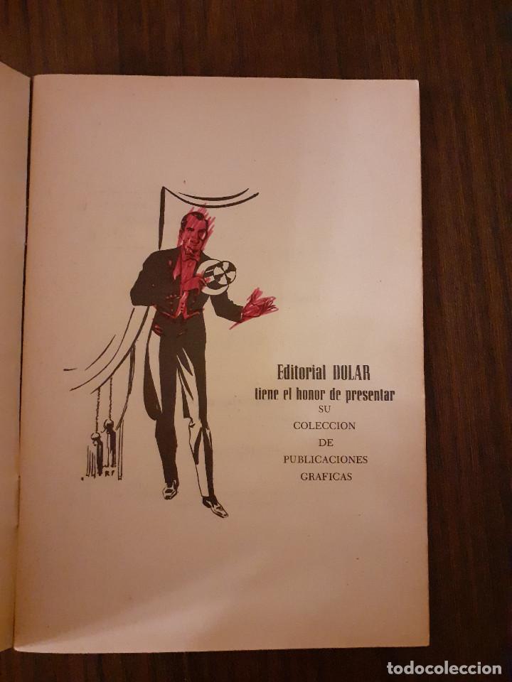 Tebeos: Comic Tebeo Novelas Graficas heroes Modernos JULIETA JONES nº 49 DOLAR - Foto 2 - 221604673