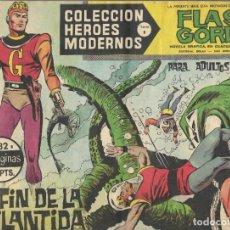 Tebeos: COLECCION HEROES MODERNOS SERIE B, FLASH GORDON Nº 32, EL FIN DE LA ATLÁNTIDA.. Lote 222018192