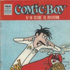 Tebeos: COMIC - BOY Nº 10 DOLAR. Lote 222068183