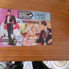 Tebeos: HEROES MODERNOS SERIE C Nº 68 EDITA DOLAR. Lote 222192531
