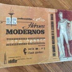 BDs: ¡LIQUIDACION TEBEO 1 EURO! PEDIDO MINIMO 5 EUROS - COL. HEROES MODERNOS / SERIE B , Nº 2 - GCH1. Lote 227956180