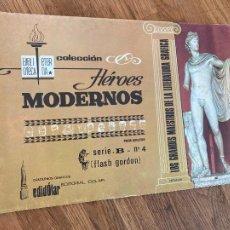 Livros de Banda Desenhada: ¡LIQUIDACION TEBEO 1 EURO! PEDIDO MINIMO 5 EUROS - COL. HEROES MODERNOS / SERIE B , Nº 4 - GCH1. Lote 227956295