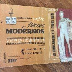 Livros de Banda Desenhada: ¡LIQUIDACION TEBEO 1 EURO! PEDIDO MINIMO 5 EUROS - COL. HEROES MODERNOS / SERIE B , Nº 5 - GCH1. Lote 227956360