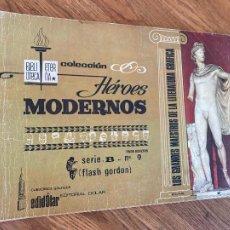 Livros de Banda Desenhada: ¡LIQUIDACION TEBEO 1 EURO! PEDIDO MINIMO 5 EUROS - COL. HEROES MODERNOS / SERIE B , Nº 9 - GCH1. Lote 227956490