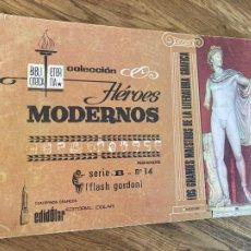 Livros de Banda Desenhada: ¡LIQUIDACION TEBEO 1 EURO! PEDIDO MINIMO 5 EUROS - COL. HEROES MODERNOS / SERIE B , Nº 14 - GCH1. Lote 227956575