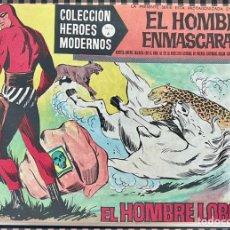 Giornalini: EL HOMBRE ENMASCARADO. COMPLETA. SERIE A. EDITORIAL DOLAR ENCUADERNADA EN 3 TOMOS. Lote 232500375