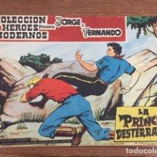 Tebeos: JORGE Y FERNANDO Nº 2 (DÓLAR, 1959). Lote 236113590