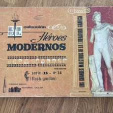 BDs: ¡LIQUIDACION TEBEO 1 EURO! PEDIDO MINIMO 5 EUROS - COL. HEROES MODERNOS - SERIE B / Nº 14 - GCH. Lote 236305490