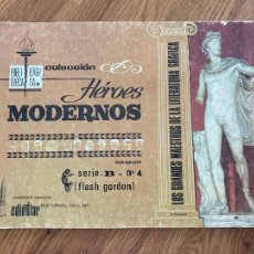 BDs: ¡LIQUIDACION TEBEO 1 EURO! PEDIDO MINIMO 5 EUROS - COL. HEROES MODERNOS - SERIE B / Nº 4 - GCH. Lote 236305845
