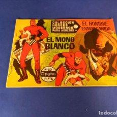 BDs: HEROES MODERNOS - EL HOMBRE ENMASCARADO - Nº 50. Lote 237061375