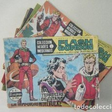 Tebeos: FLASH GORDON. 75 NÚMEROS. A-COMIC-6180. Lote 243817655