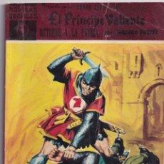 Tebeos: EL PRINCIPE VALIENTE 9 RETORNO PATRIA - HAROLD FOSTER - NOVELAS GRAFICAS - EDITORIAL DOLAR 1960. Lote 253281740