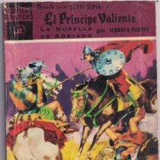 Tebeos: EL PRINCIPE VALIENTE 12 MURALLA ADRIANO - HAROLD FOSTER - NOVELAS GRAFICAS - EDITORIAL DOLAR 1960. Lote 253282465