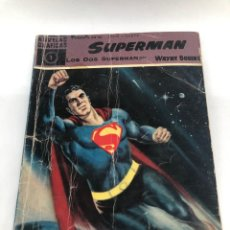 Tebeos: COMIC SUPERMAN Nº 1 DE LA COLECCION LOS DOS SUPERMAN EDITORIAL DOLAR. Lote 253607010