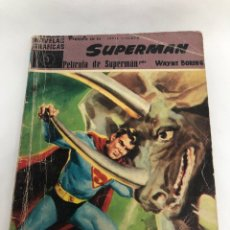 Tebeos: COMIC SUPERMAN Nº 3 PELICULA DE SUPERMAN EDITORIAL DOLAR. Lote 253607575