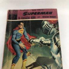 BDs: COMIC SUPERMAN Nº 17 EL CABALLERO NEGRO EDITORIAL DOLAR. Lote 253607885