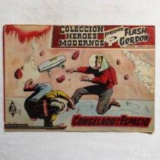 Giornalini: FLASH GORDON Nº 65 CONGELADO EN EL ESPACIO COLECCION HEROES MODERNOS. Lote 260391235