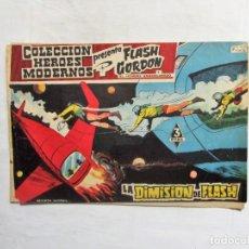 Giornalini: FLASH GORDON Nº 63 LA DIMISION DE FLASH COLECCION HEROES MODERNOS. Lote 260391450