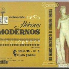 Tebeos: FLASH GORDON. SERIE B Nº 6 . BIBLIOTECA ETERNA COL. HÉROES MODERNOS. REENTAPADO.. Lote 261522085