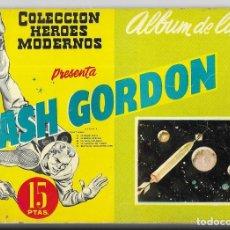 Tebeos: FLASH GORDON. COL. HÉROES MODERNOS. ALBUM DE LUJO. Nº 10 EDITORIAL DOLAR. Lote 262534160