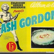 Tebeos: FLASH GORDON. COL. HÉROES MODERNOS. ALBUM DE LUJO. Nº 11 EDITORIAL DOLAR. Lote 262534350