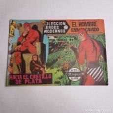 Tebeos: DOLAR - COLECCION HEROES MODERNOS - EL HOMBRE ENMASCARADO - SERIE A - HACIA EL CASTILLO DE PLATA 22. Lote 262880540