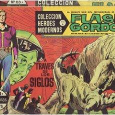Tebeos: ARCHIVO* COLEC HEROES MODERNOS * SERIE B * EDITORIAL DOLAR 1958 * LOTE 2 Nº ORIGINALES FLASH GORDON*. Lote 262892965